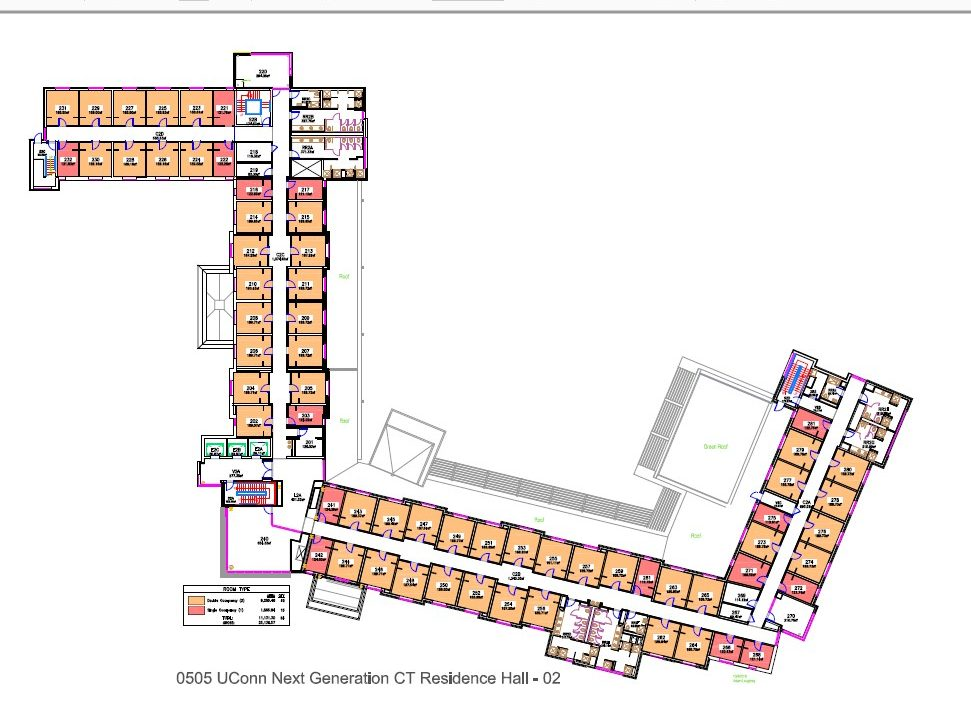 Floor plans residential life for Quad apartment plans