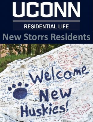 Link to New Storrs Residents website