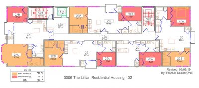 Lillian Floorplans