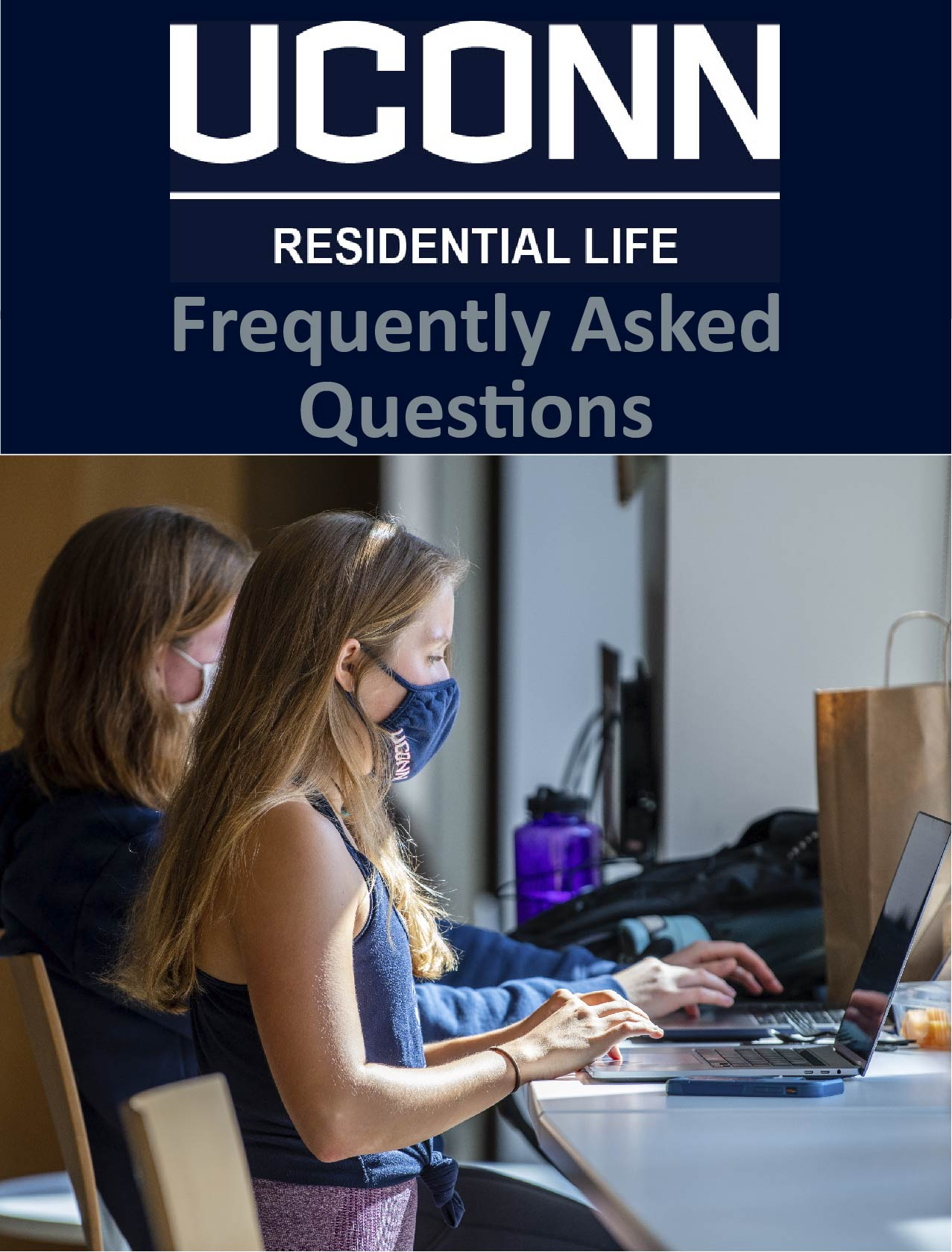 New Student Frequently Asked Questions