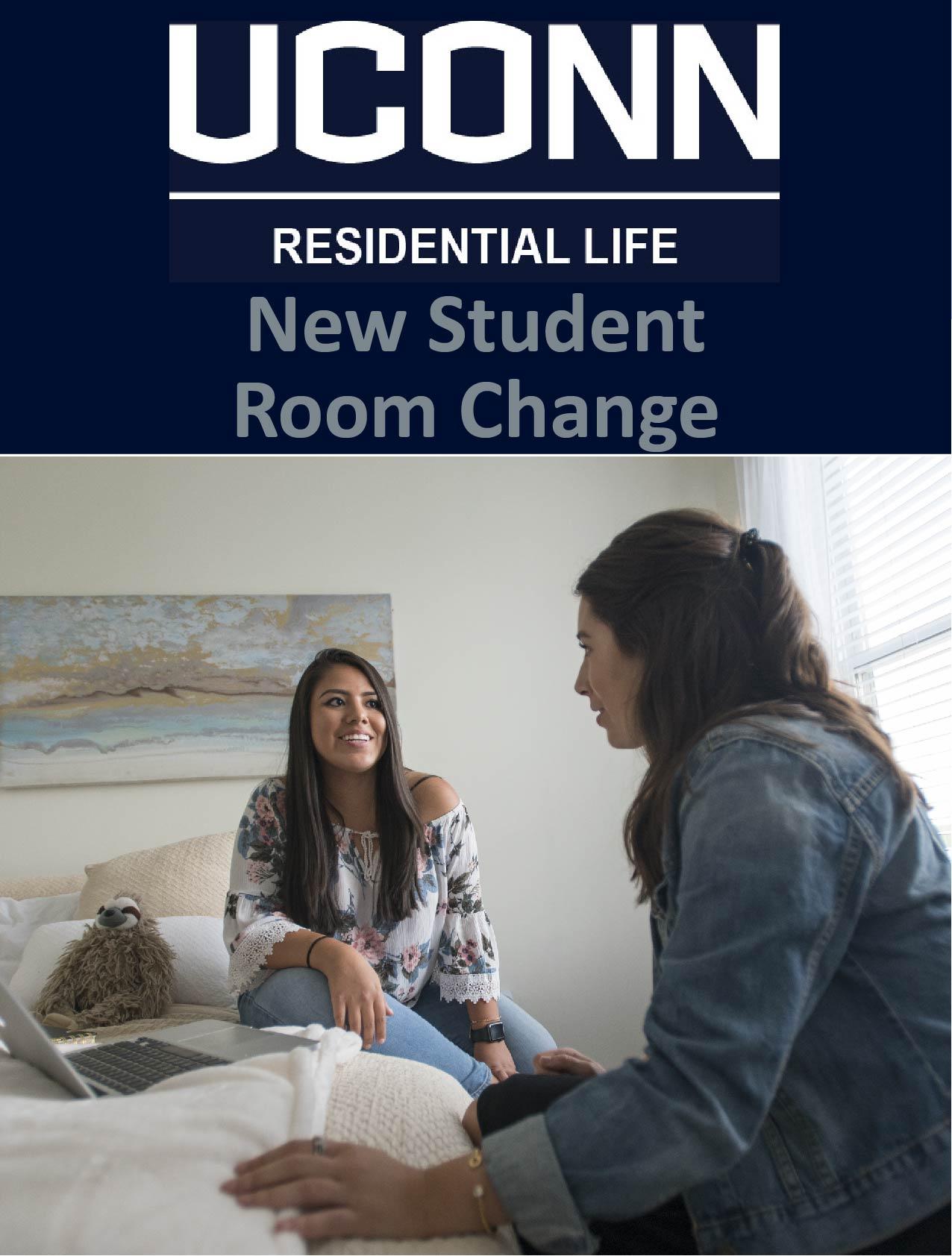 New Student Room Change
