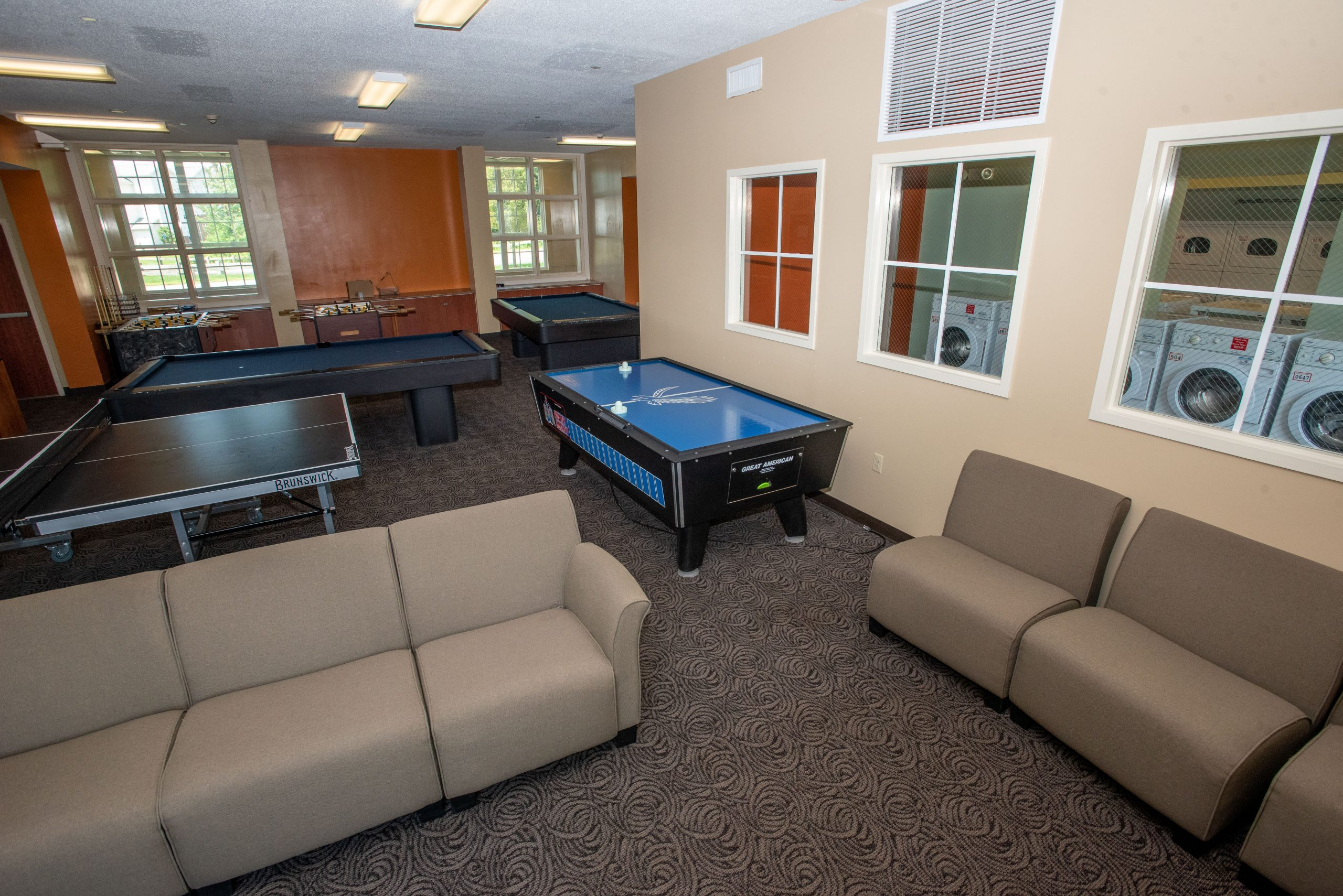 Busby Suites Game Room