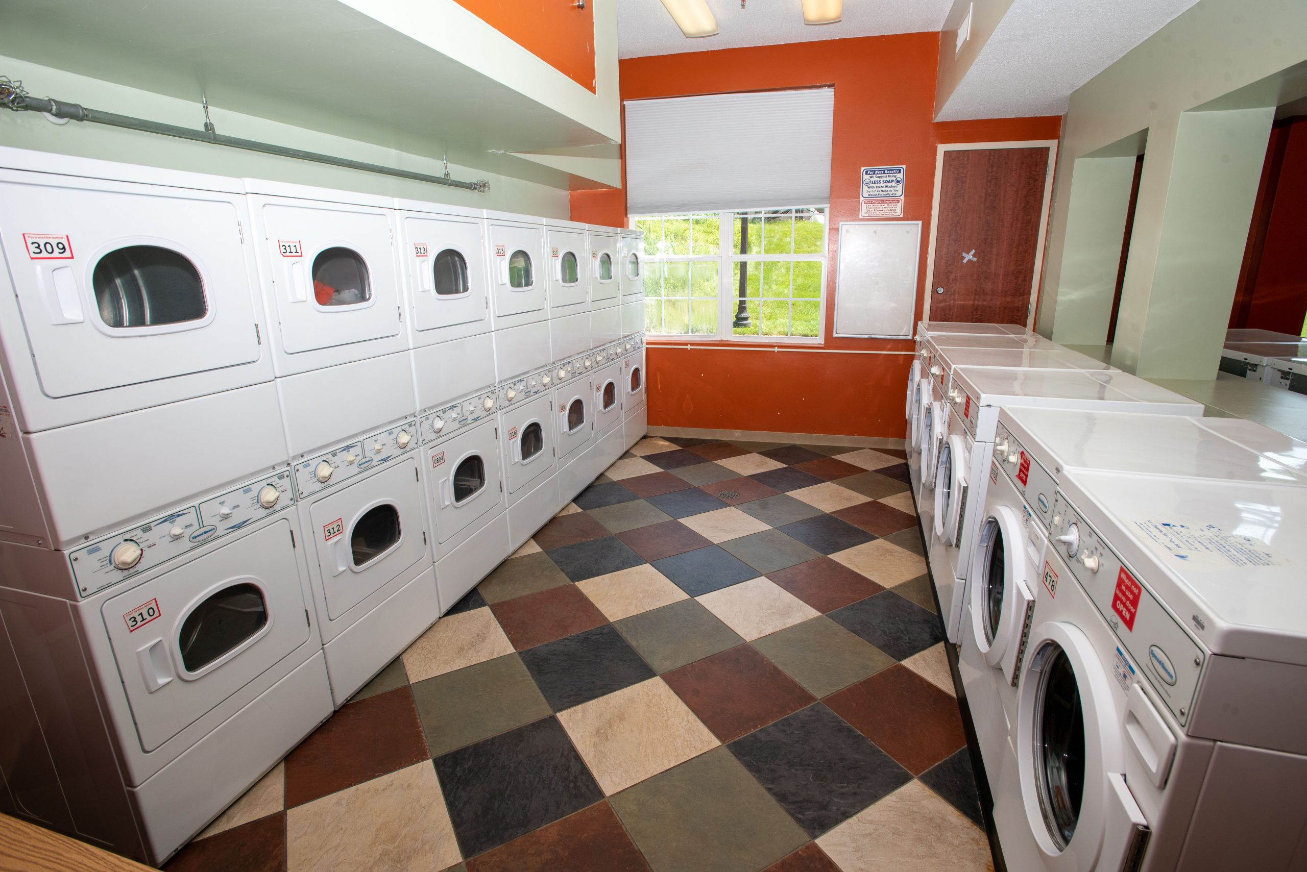 Busby Laundry Room