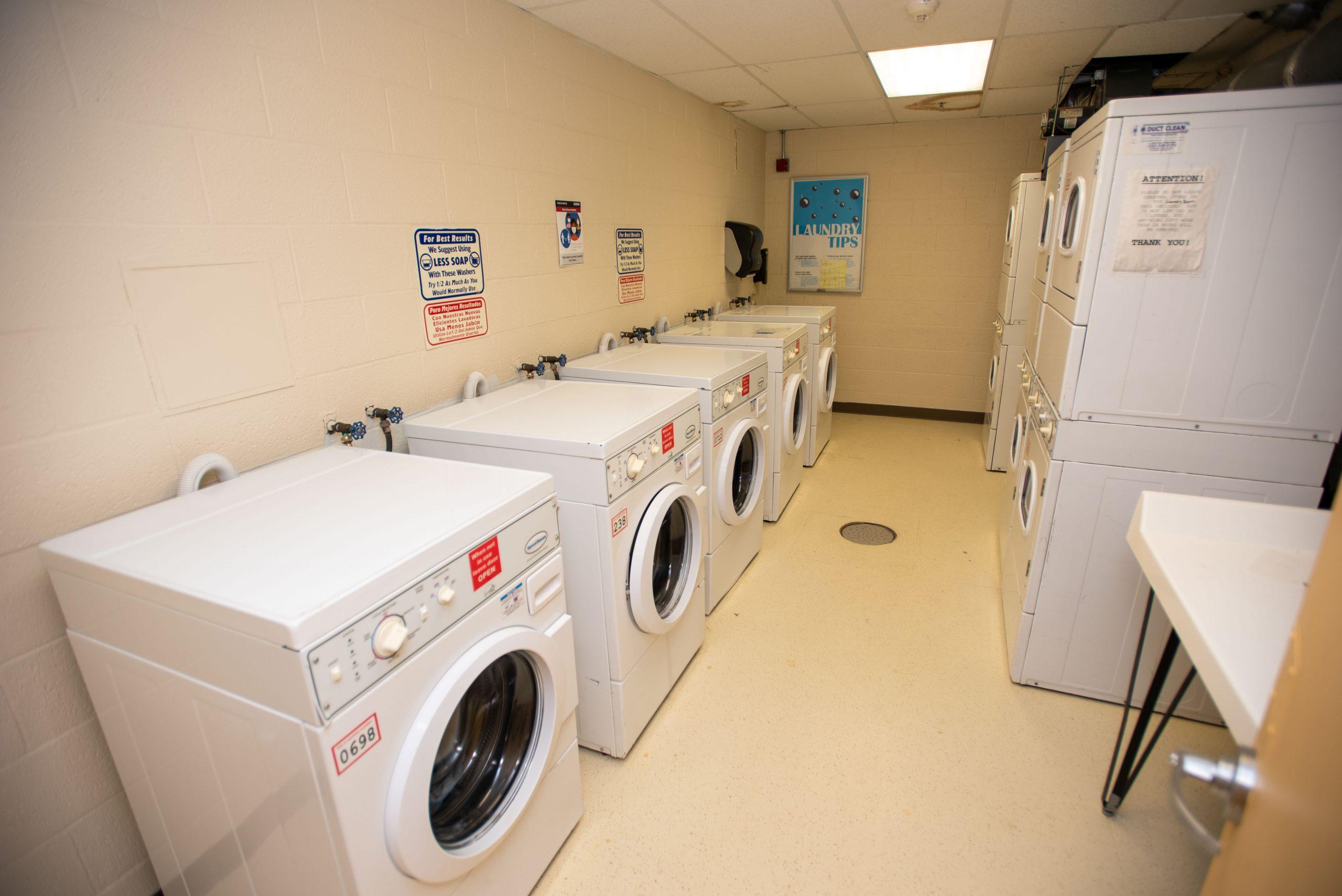 McMahon Laundry Room